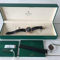 Rolex Cellini Dual Time - LIKE NEW - Full set