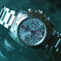 Tudor Sport Chronograph Silver dial Steel - 20300