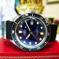 Oris Divers Heritag Sixty Five 733 7720 4055 Automatic Blue...