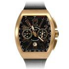 Franck Muller NEW MODEL VANGUARD ROSE GOLD  REF V45 CC DT