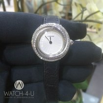 Cartier Trinity 2444 18k White Gold Diamond Bezel