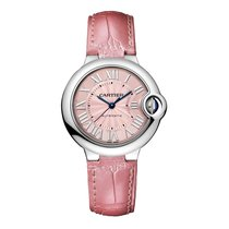 Cartier Ballon Bleu Automatic Ladies Watch Ref WSBB0002