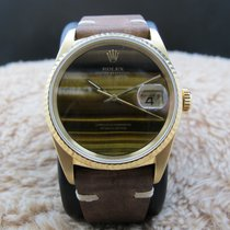 勞力士 (Rolex) DATEJUST 16238 18k Yellow Gold ORIGINAL Tiger Eye...