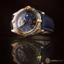 Breitling Headwind Gold/Steel