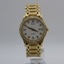 Piaget 18ct yellow gold polo