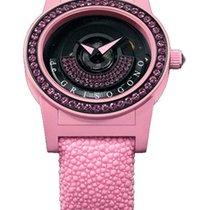De Grisogono Tondo by Night Pink Composite Ladies Watch