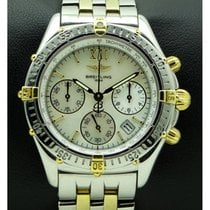 Breitling | Chrono Jetstream, Steel and Gold, ref. B55348,...
