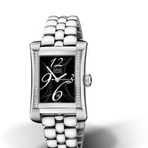Oris Ladies 561 7621 4964-07 8 16 75 Rectangular Diamonds Wa