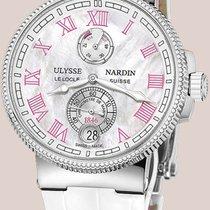 Ulysse Nardin Marine Chronometer Manufacture · 1183-126B/470