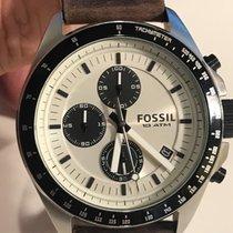 Fossil Panda Chronograph