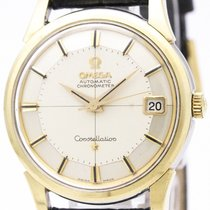Omega Constellation Cal 561 Pie Pan Dial Automatic Watch 14393...