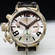 U-Boat 7578 Phoenix Classico Chronograph Sterling Silver /...