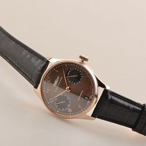 IWC 【SOLD】Portuguese 7 Day Power Reserve Automatic