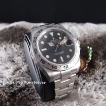 勞力士 (Rolex) 216570 Explorer 2 Black with Orange Hand, Full Set...