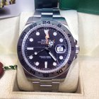 Rolex Explorer II Dial Black 42mm NEW