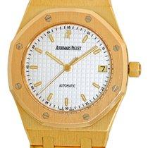 """Audemars Piguet Gent's 18K Yellow Gold  """"Royal..."""
