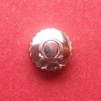 Omega Krone in Stahl, Ø 5,5mm, Höhe 3,8mm, Gewinde 1,2mm,...