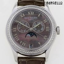 Patek Philippe Annual Calendar Diamond