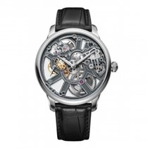 Maurice Lacroix Masterpiece Squelette New Design MP7228-SS001-...