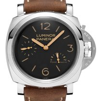 Panerai Luminor 1950 Stainless Steel Men`s Watch