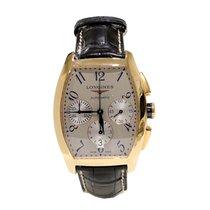 Longines Evidenza Chronograph Rose Gold Limited Edition xx/50
