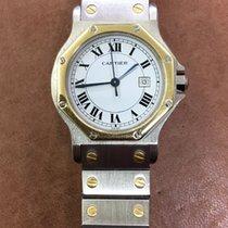 Cartier Santos Ronde Steel/Gold Automatic
