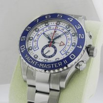Rolex Yacht-Master II 116680 Stainless Steel 44mm Box and Papers