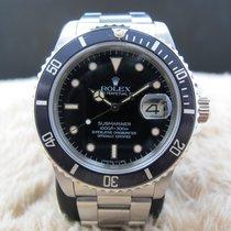 Rolex SUBMARINER 16800 Glossy Patina Dial