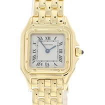 Cartier Ladies Cartier Panthere 18K Yellow Gold 1070
