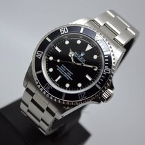 Rolex Submariner 14060M No Date RRR ENGRAVED UNPOLISHED MINT