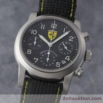 Girard Perregaux Chronograph Ferrari Carbon Zb Automatik 8020