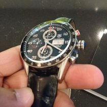 TAG Heuer Carrera Calibre 16 Good Condition With Box, Papers