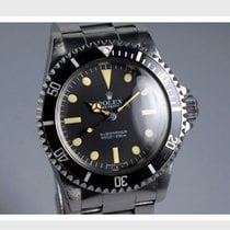 Rolex Submariner 5513 Maxi Dial Mark V with Papers