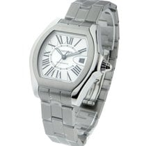 Cartier W6206017 Roadster Mens New Style - Stainless Steel -...