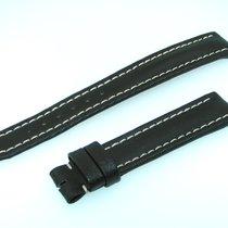 Breitling Band 16mm Neo  Black Negra Strap Correa 16-23
