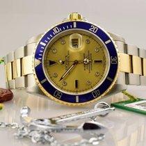 Rolex Submariner Date 16613 Sultan Diamant - Full Set 2003