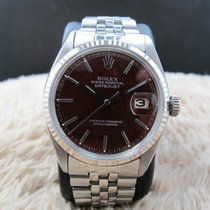 "Rolex 1972 ROLEX DATEJUST 1601 SS WITH GLOSSY STELLA""..."