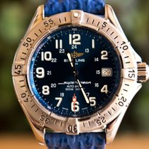 Breitling Superocean - men's wristwatch NO RESERVE