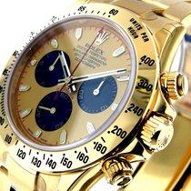 Rolex Daytona 116528 Champagne Paul Newman 18k Yellow Gold Oyster