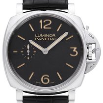 Panerai Luminor Due 3 Days Acciaio 42 mm Ref. PAM00676