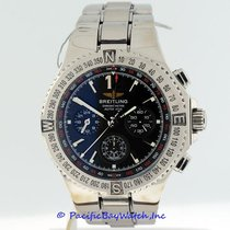 Breitling Hercules A39362 Pre-owned