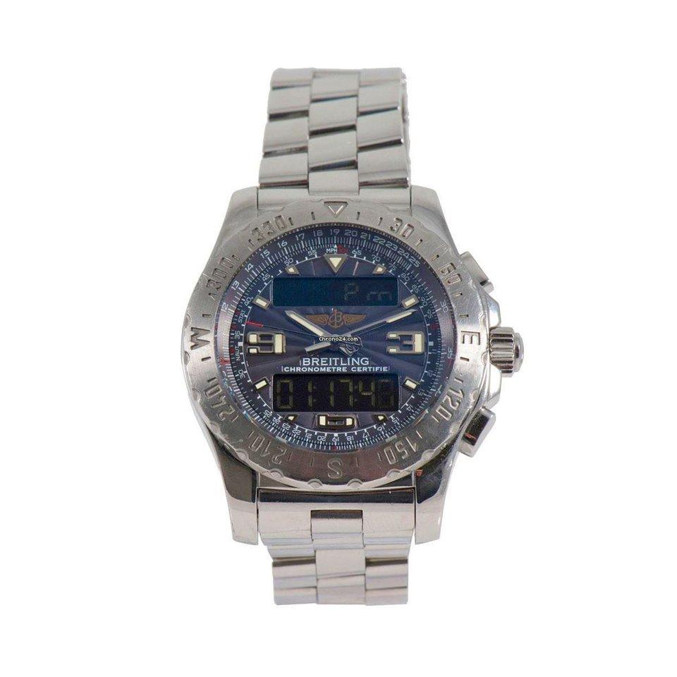 Breitling Airwolf A78363 - Gents - UTPWGR za Kč 53 828 k prodeji od Trusted  Seller na Chrono24 231e29e920