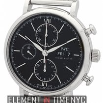 IWC Portofino Collection Portofino Chronograph 42mm Stainless...