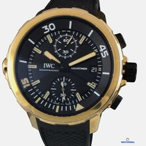 IWC Aquatimer Chronograph Edition Exped incl 19% MWST