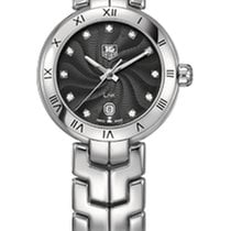 TAG Heuer Link Ladies 29mm Black Dial