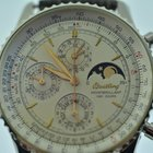 Breitling Navitimer Montbrillant Olympus Moonphase Chronograph...