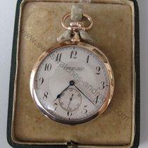 Omega Chronometre 18 k. Gold