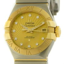 Omega Constellation 27mm Gold & Steel