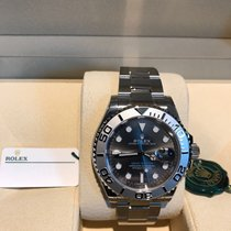Rolex YACHT MASTER 40MM GREY DIAL