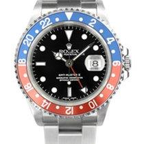 ロレックス (Rolex) GMT II senza buchi art. Rg370